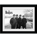 Beatles (The) - Capitol Hill (Stampa In Cornice 30x40cm)