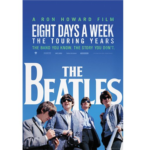 Beatles (The) - Movie (Poster Maxi 61x91,5 Cm)