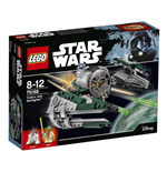 Lego 75168 - Star Wars - Jedi Starfighter Di Yoda