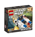 Lego 75160 - Star Wars - Microfighters Serie 4 - Microfighter U-Wing