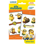 Minions - Mix 2 (Temporary Tattoo)
