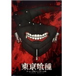 Tokyo Ghoul - Mask (Poster Maxi 61x91,5 Cm)