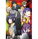 Tokyo Ghoul - Group (Poster Maxi 61x91,5 Cm)