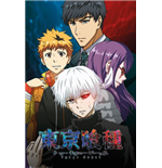Tokyo Ghoul - Conflict (Poster Maxi 61x91,5 Cm)