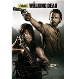 Walking Dead (The) - Rick & Daryl (Poster Maxi 61x91,5 Cm)