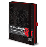 Sons Of Anarchy (Premium A5 Notebook) (Quaderno)
