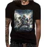 Gears Of War 4 - Cover (T-SHIRT Unisex )