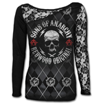 Maglia Manica Lunga Sons of Anarchy Redwood Original