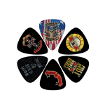Guns N Roses - 6 Pack (Set 6 Plettri)