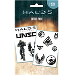 Halo 5 - Mix (Temporary Tattoo)
