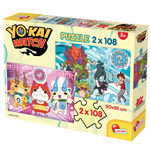 Yo-Kai Watch - Puzzle 2x108 Pz - Yo-Kai Are Real