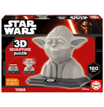 Puzzle 3D - Star Wars - Yoda