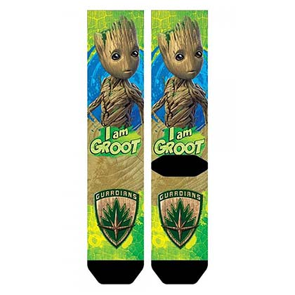 Calzettoni Guardians of the Galaxy Groot
