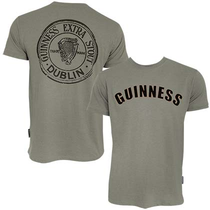 T-shirt Guinness Bottle Cap