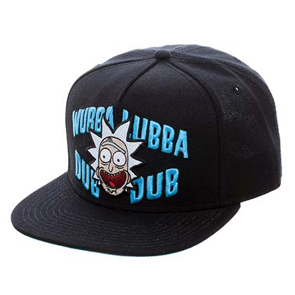 Cappellino Rick and Morty Wubba