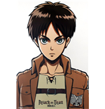 Attack On Titan - Eren (Poster Maxi 61x91,5 Cm)