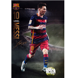 Barcelona - Messi Action 15/16 (Poster Maxi 61x91,5 Cm)