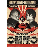 Batman Vs Superman - Face Off (Poster Maxi 61x91,5 Cm)