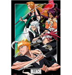 Bleach - Group (Poster Maxi 61x91,5 Cm)