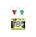 Dc Comics - Joker And Harley Chibi (Set 2 Bicchieri)