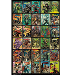 Dc Comics - Forever Evil Compilation (Poster Maxi 61x91,5 Cm)