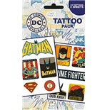 Dc Comics - Retro (Temporary Tattoo)