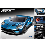 Ford - Gt 2016 (Poster Maxi 61x91,5 Cm)