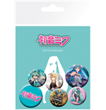 Hatsune Miku - Mix (Badge Pack)