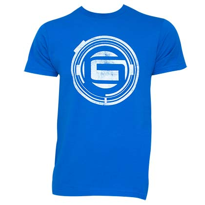 T-shirt Guardians of the Galaxy Logo Blue