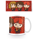 Tazza Harry Potter Kawaii Harry Ron Hermione