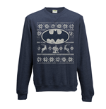 Felpa Batman - Design: Fair Isle Logo