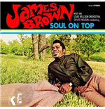 Vinile James Brown - Soul On Top (Lp Gatefold Edition)