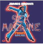 Vinile James Brown - Sex Machine Today
