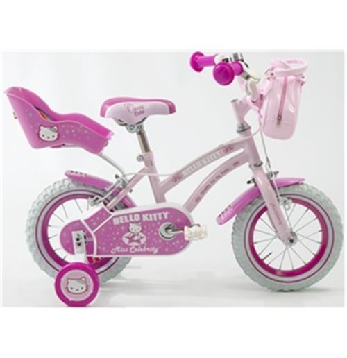 Bici Hello Kitty Bimba Cruise Hollywood Misura 12 3 4 Anni