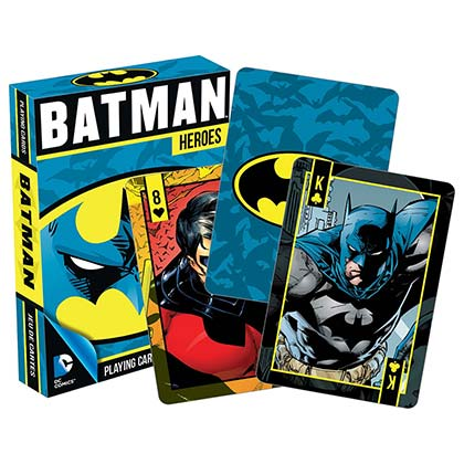 Carte da gioco Batman