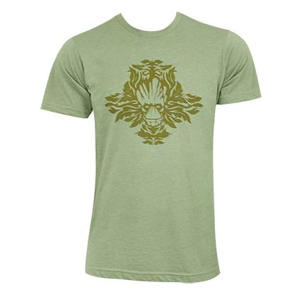 T-shirt Guardians of the Galaxy Leafy Groot