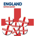 England - Flag (Badge Pack)