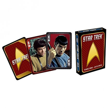 Carte da gioco Star Trek