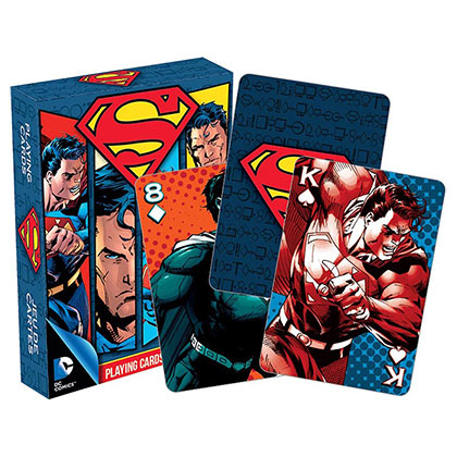 Carte da gioco Superman