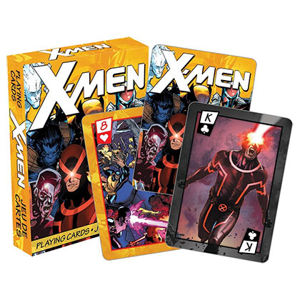 Carte da gioco X-Men
