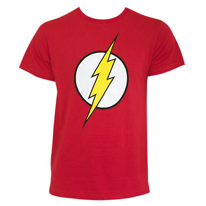 T-shirt Flash Logo