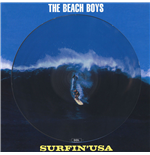 Vinile Beach Boys - Surfin Usa (Stereo & Mono) (Picture Disc)