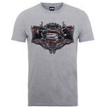 Dc Comics - Batman V Superman Gothic Logo (T-SHIRT Unisex TG. 2)