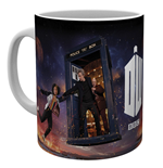 Doctor Who - Season 10 Iconic (Tazza)