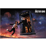 Doctor Who - Season 10 Iconic (Poster Maxi 61x91,5 Cm)