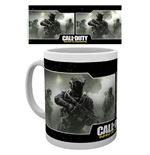Call Of Duty Infinite Warfare - Game Cover (Tazza)