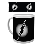 Dc Comics - Flash Monotone Logo (Tazza)