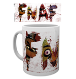 Five Nights At Freddys - Letters (Tazza)