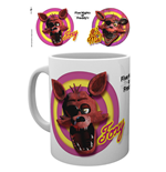 Five Nights At Freddys-Foxy (Tazza)