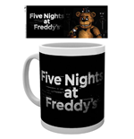 Five Night At Freddy's - Logo (Tazza)